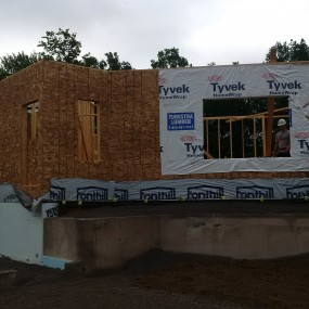 1st floor framing