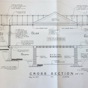 Blueprint: Cross Section