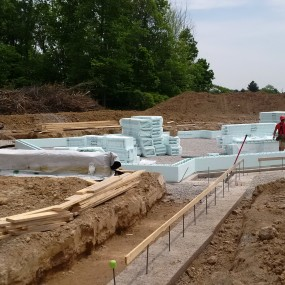 ICF Forming