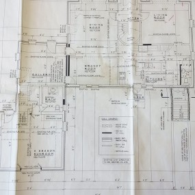 Blueprint: Floor Plan